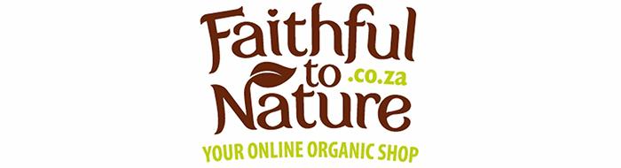 ZA Faithful to Nature logo