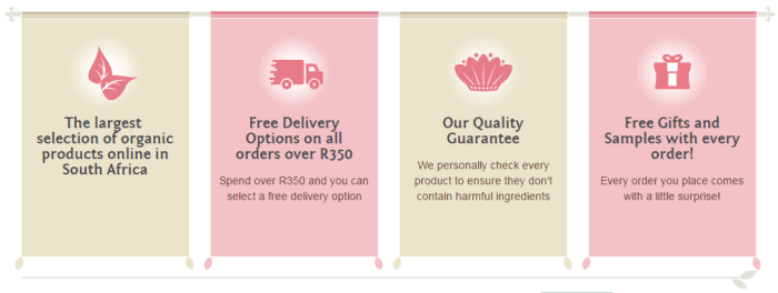 ZA Faithful to Nature free delivery