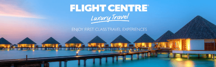 ZA Flight Centre luxury travel
