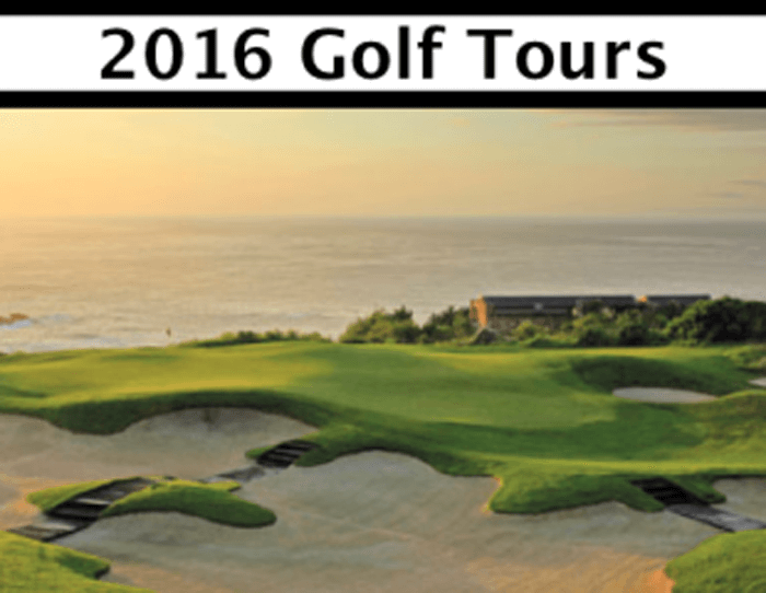 ZA Flook golf tours