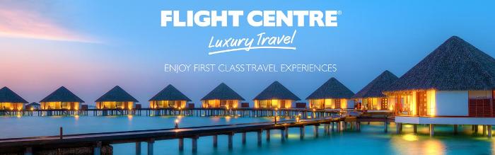 ZA Flight Centre luxury travel