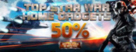 Gearbest Star Wars discount