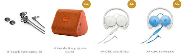 ZA HP accessories