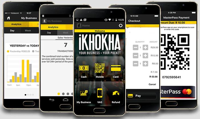 ZA Ikhokha App