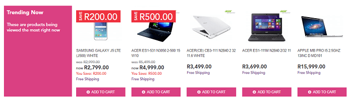 ZA Incredible Sale