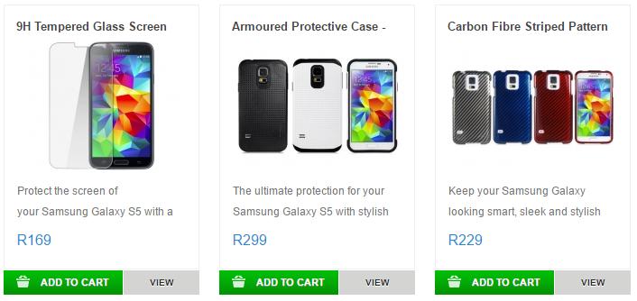 ZA iToys mobile accessories