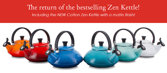 ZA Le Creuset kettle