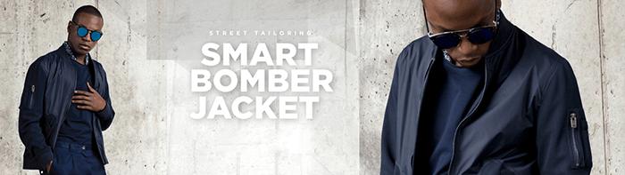ZA Markham bomber jacket