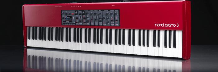 ZA Music Experience keyboard