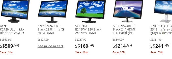 SA Newegg fantastic discounts