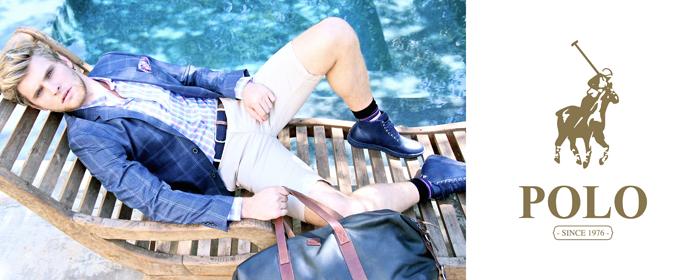 ZA Polo men's fashion