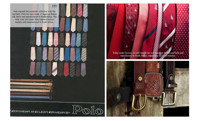 ZA Polo accessories