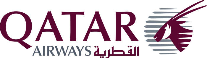 South Africa Qatar Airways Logo