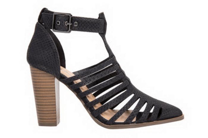 ZA Rage heels