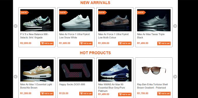 ZA Shelflife sneakers