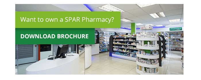 ZA Spar pharmacy