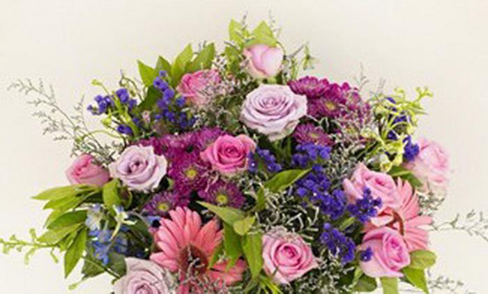 ZA SAFlorist bouquet