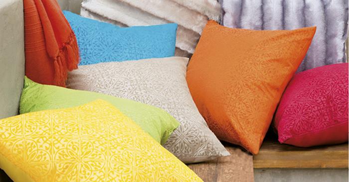 ZA Sheet Street pillows