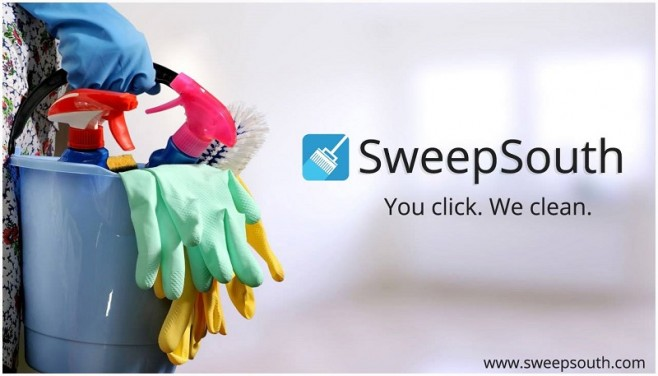 SweepSouth cleaning services