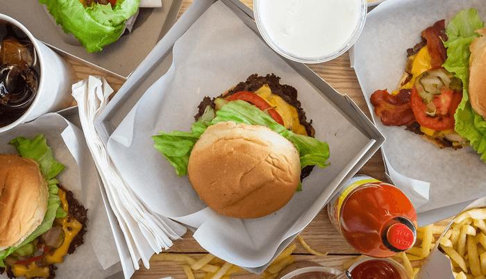 ZA UberEATS burger