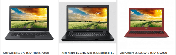 ZA Weable Technologies notebooks