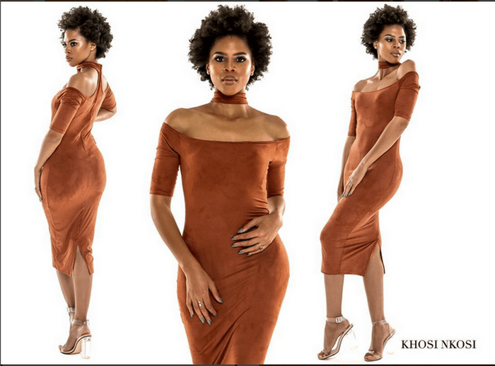 ZA YDE dress