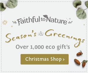 Faithful to Nature Christmas Shop