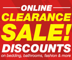 HomeChoice Clearance Sale